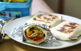 Toasted Wraps - Ocado