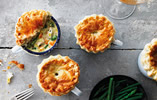 My oh my in a chicken pot pie!