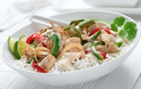Philly Thai Green Curry