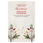 Waitrose Christmas Chocolate & Toffee Selection Box