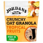 Jordans Crunchy Granola Tropical Fruits