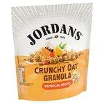 Jordans Crunchy Granola Tropical Fruits
