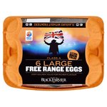 The Black Farmer Large Free Range Eggs