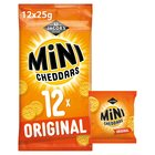Jacob's Cheese Mini Cheddars 25g x