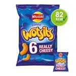 Walkers Wotsits Really Cheesy Snacks 16.5g x