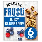 Jordans Blueberry Burst Frusli Bars