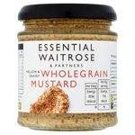 Wholegrain Mustard essential Waitrose