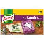Knorr Lamb Stock Cubes