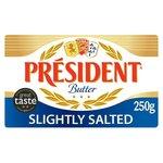 President Slightly Salted Butter