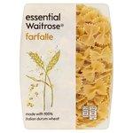 Farfalle essential Waitrose