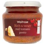 Waitrose Red Tomato Pesto