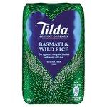 Tilda Pure Basmati & Wild Rice