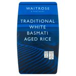 Basmati Aromatic Rice Waitrose
