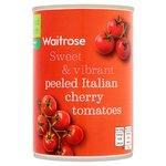 Italian Cherry Tomatoes Waitrose