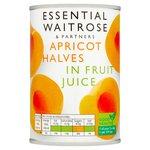 Apricot Halves in Fruit Juice Summer Pride/essential Waitrose
