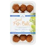 Mr Freed's Fish Balls Fried