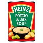 Heinz Thick Potato & Leek Soup