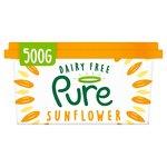 Pure Dairy Free Sunflower Spread