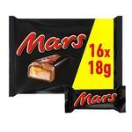 Mars Funsize Bag