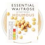 Houmous essential Waitrose