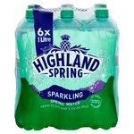 Highland Spring Sparkling Spring Water