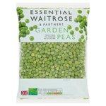 Essential Waitrose Frozen Garden Peas