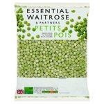 Frozen Petits Pois essential Waitrose