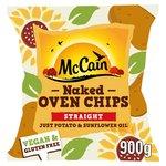 McCain Oven Chips Straight Cut frozen