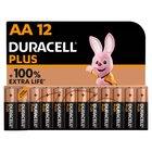 Duracell Plus AA Batteries Alkaline