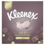 Kleenex Ultra Soft Mansize Compact Tissues
