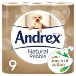 Andrex Natural Pebble Toilet Tissue