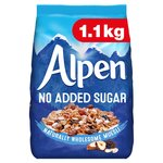 Alpen No Added Sugar Muesli