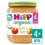 HiPP Organic Apple & Pear Pudding