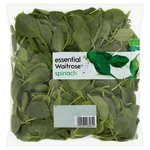 Spinach essential Waitrose