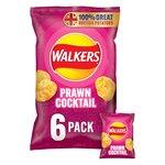 Walkers Prawn Cocktail Crisps 25g x