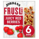 Jordans Red Berries Frusli Bars