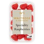 Speciality Raspberries Waitrose