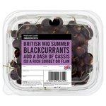 Blackcurrants essential Waitrose