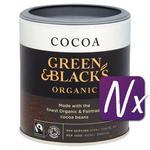 Green & Black's Fairtrade Organic Cocoa