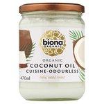 Biona Organic Coconut Oil Cuisine