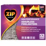ZIP Odourless Firelighters Block
