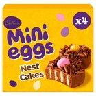 Cadbury Chocolate Mini Egg Nest Cakes