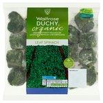Duchy Organic Frozen Leaf Spinach Waitrose