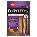 No-No Low Fat Mixed Seed Wheat & Corn Flat Breads