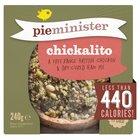 Pieminister Light Chickalito Pie