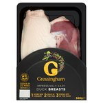 Gressingham 2 Boneless Duck Breasts