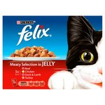 Felix Pouch Meat Variety Multipack
