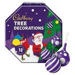 Cadbury 14 Chocolate Tree Decorations