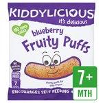 Kiddylicious Blueberry Fruity Puffs