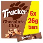 Tracker Chocolate Chip Cereal Bars